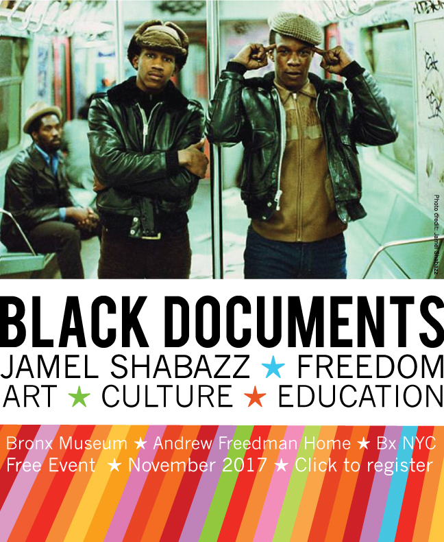 Register for Black Documents